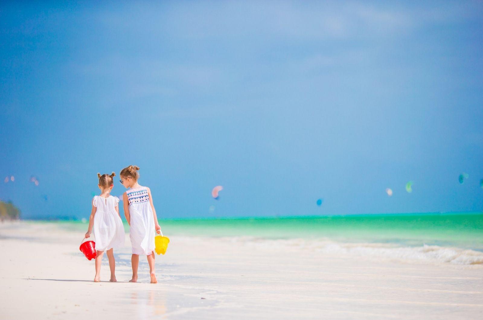 Dovolená na Zanzibaru s dětmi
