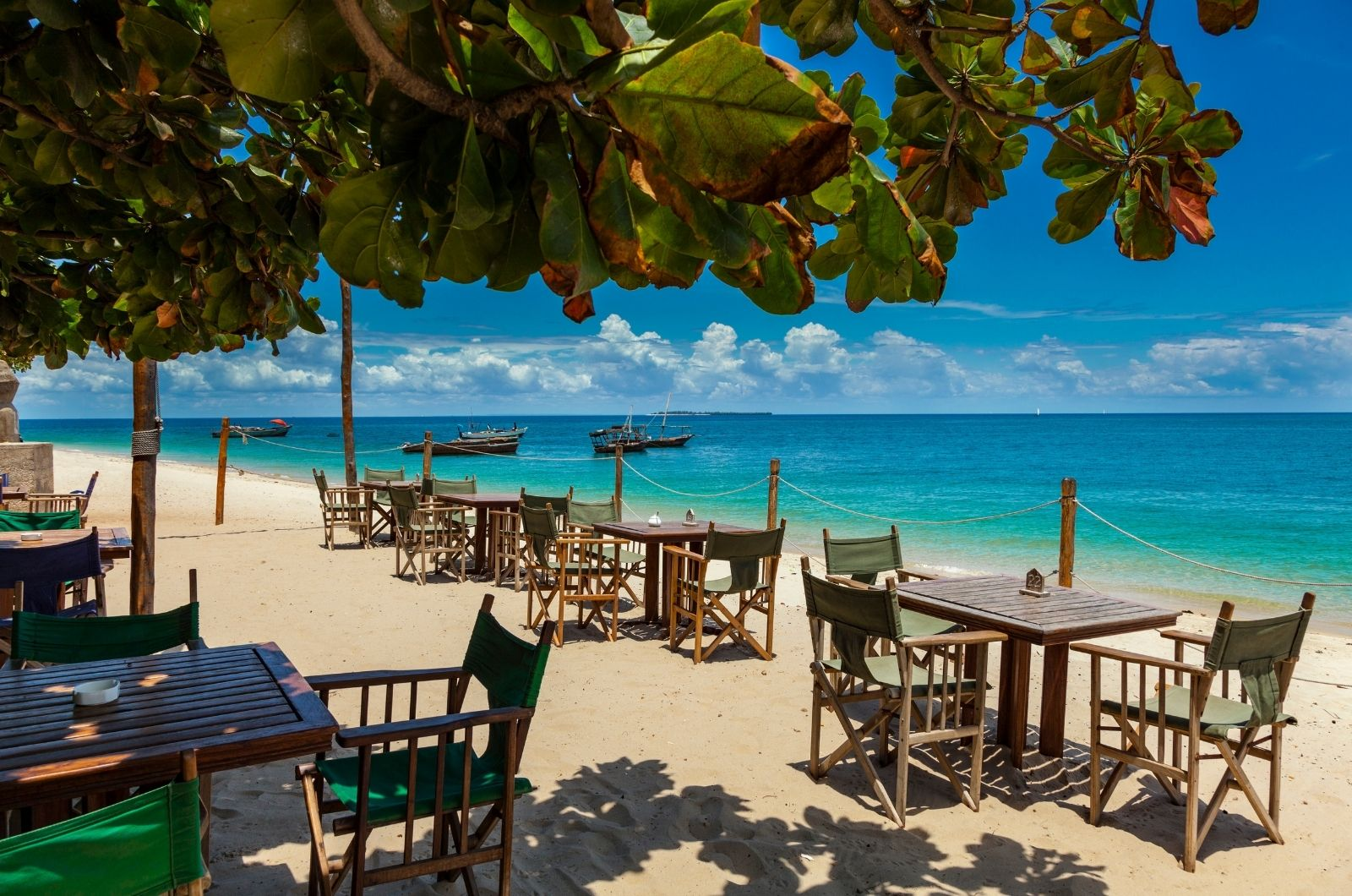 Dovolená na Zanzibaru levně