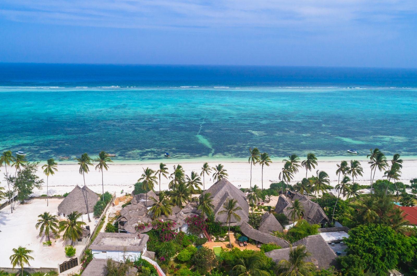Počasí Zanzibar
