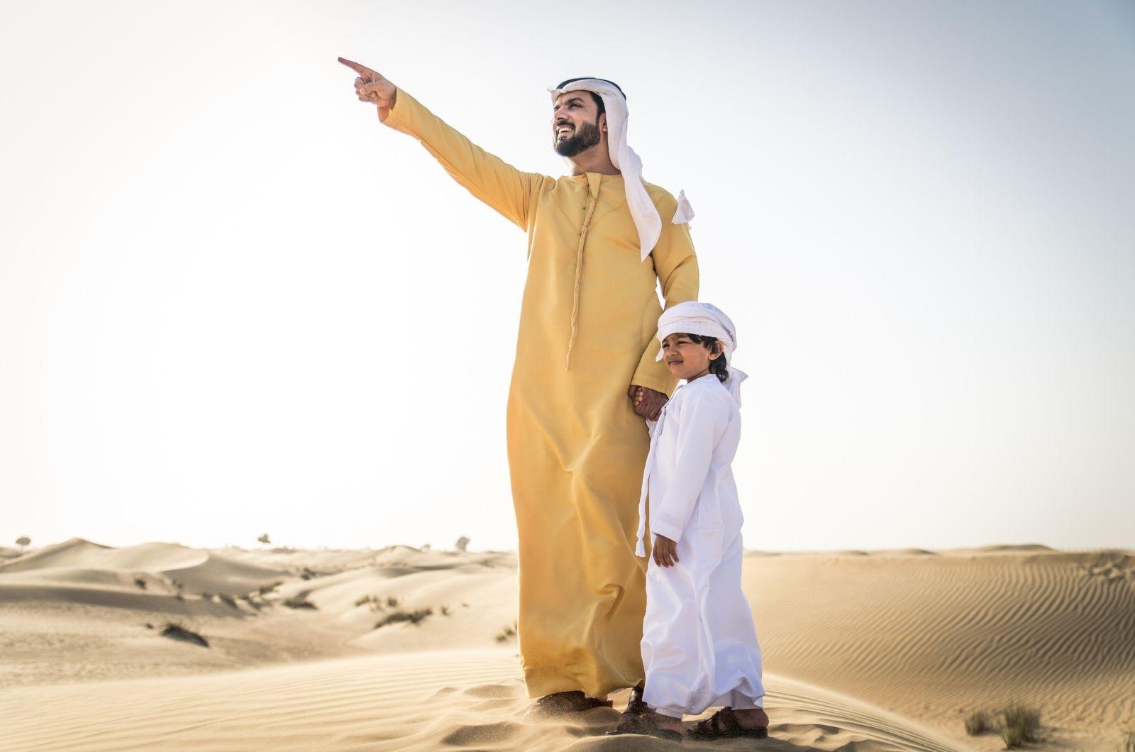 Lidé a kultura Spojené arabské emiráty