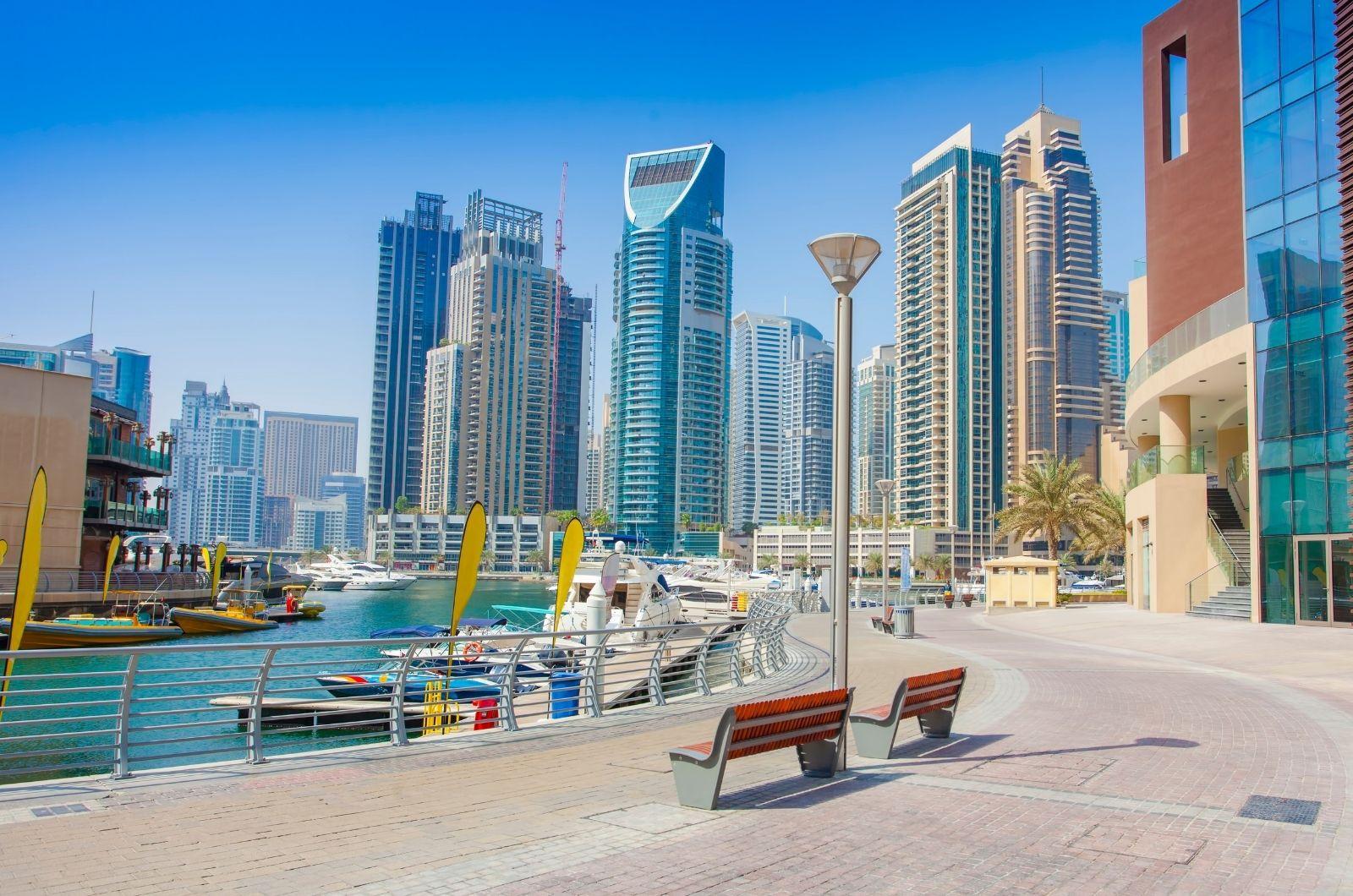 Dovolená Spojené arabské emiráty