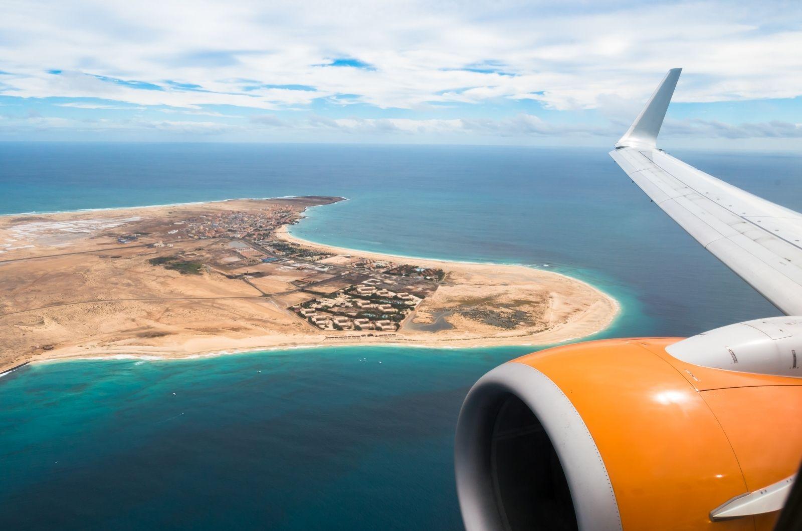 Doba letu na Sal - Kapverdy