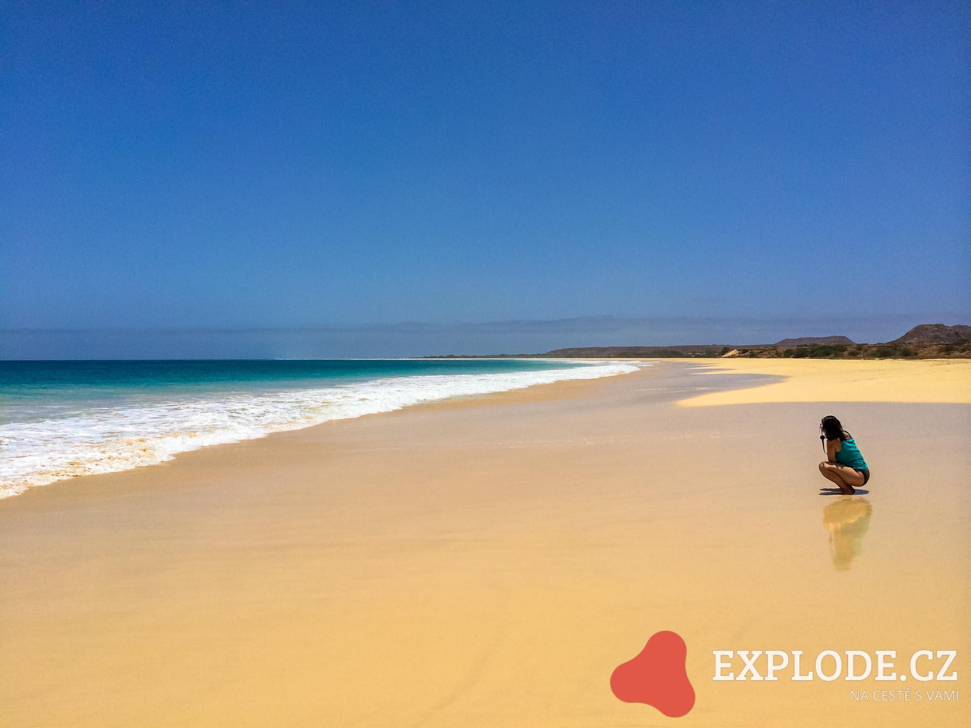 Pláž Santa Monica - Boa Vista