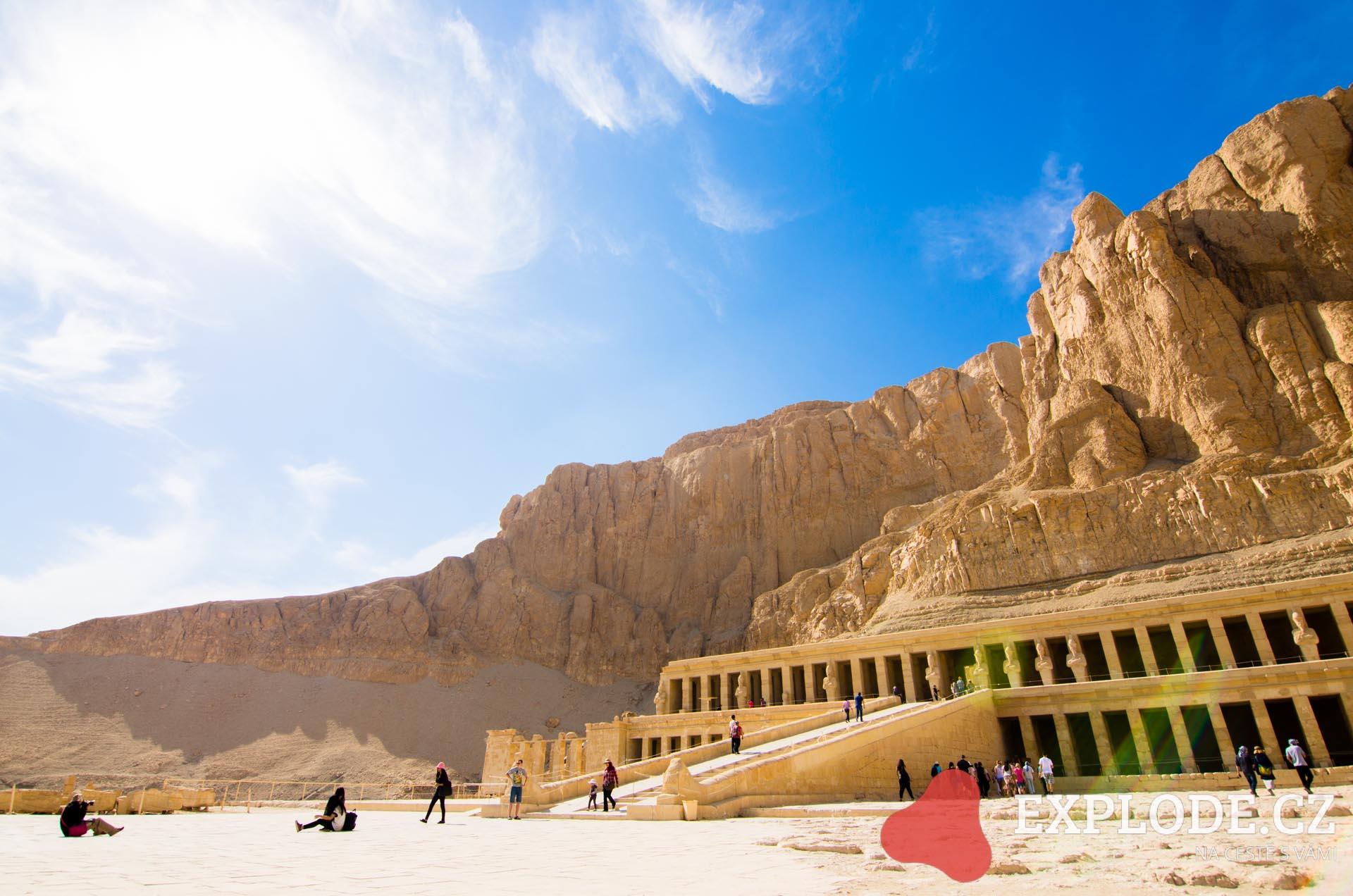 Cestovní doklady do Egypta