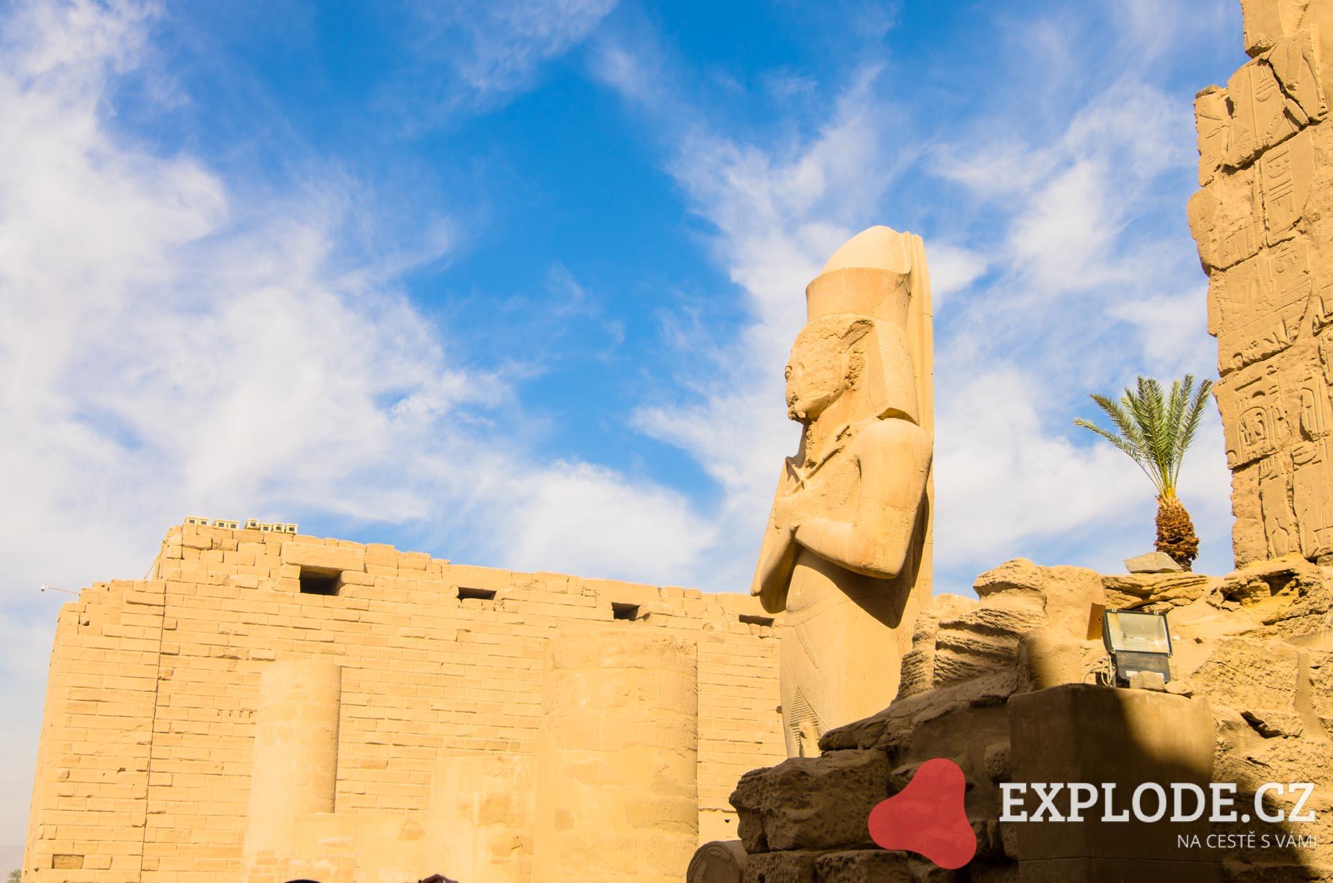 Doba letu do Egypta