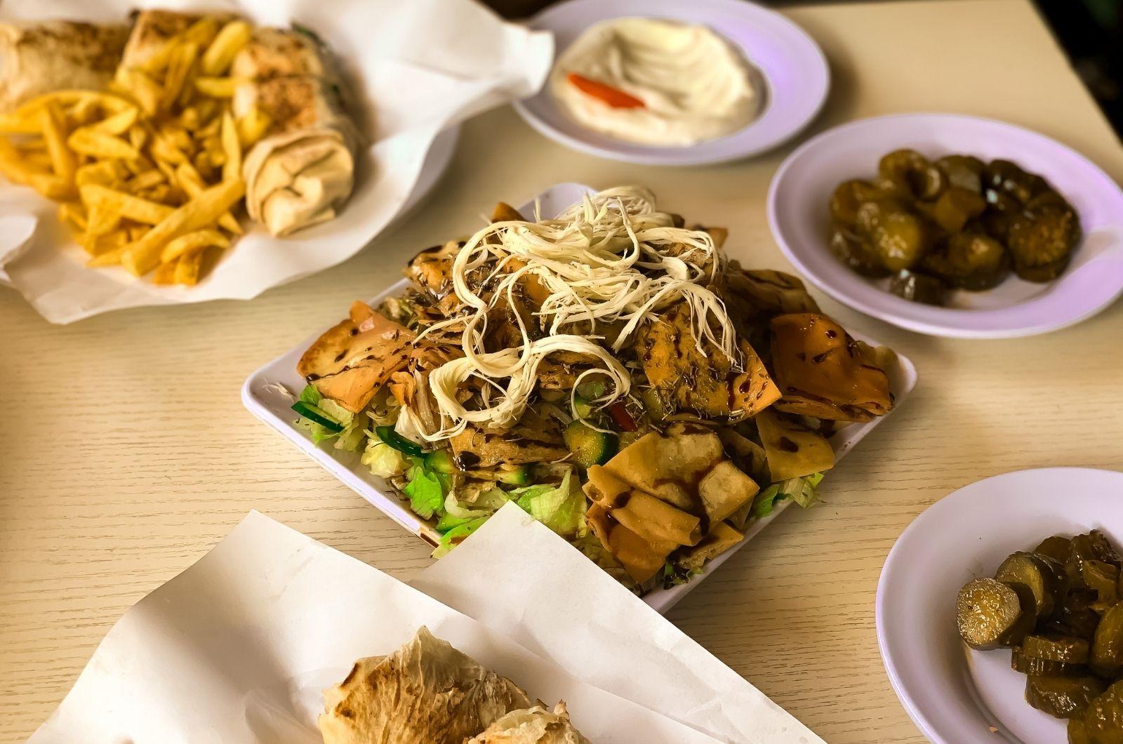 Egyptská kuchyně