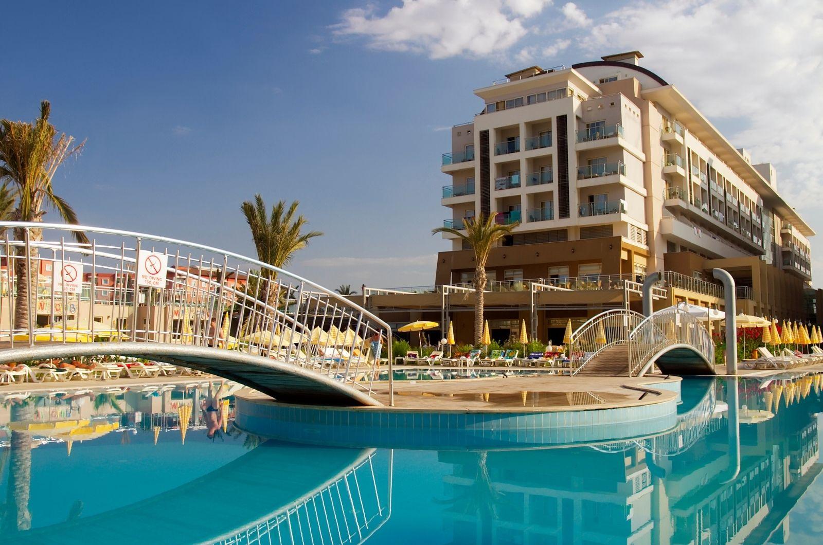 Hotely v Alanyi