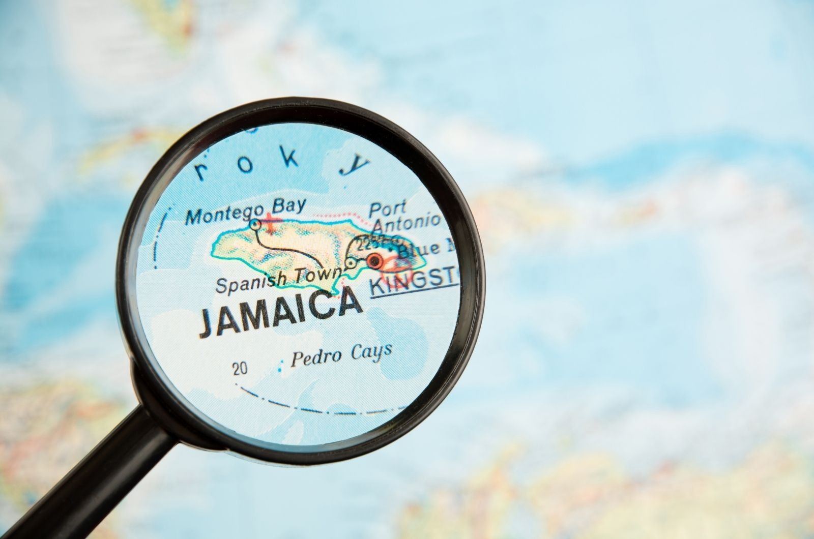 Fakta o Jamajce