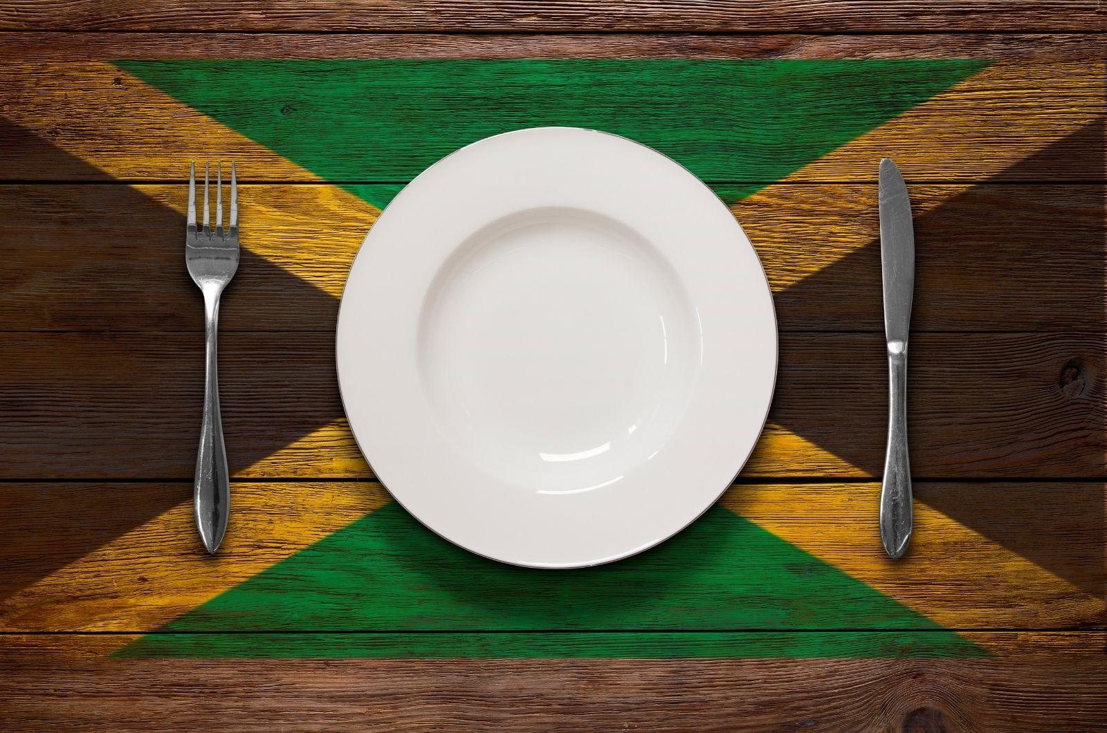 Jádlo na Jamajce