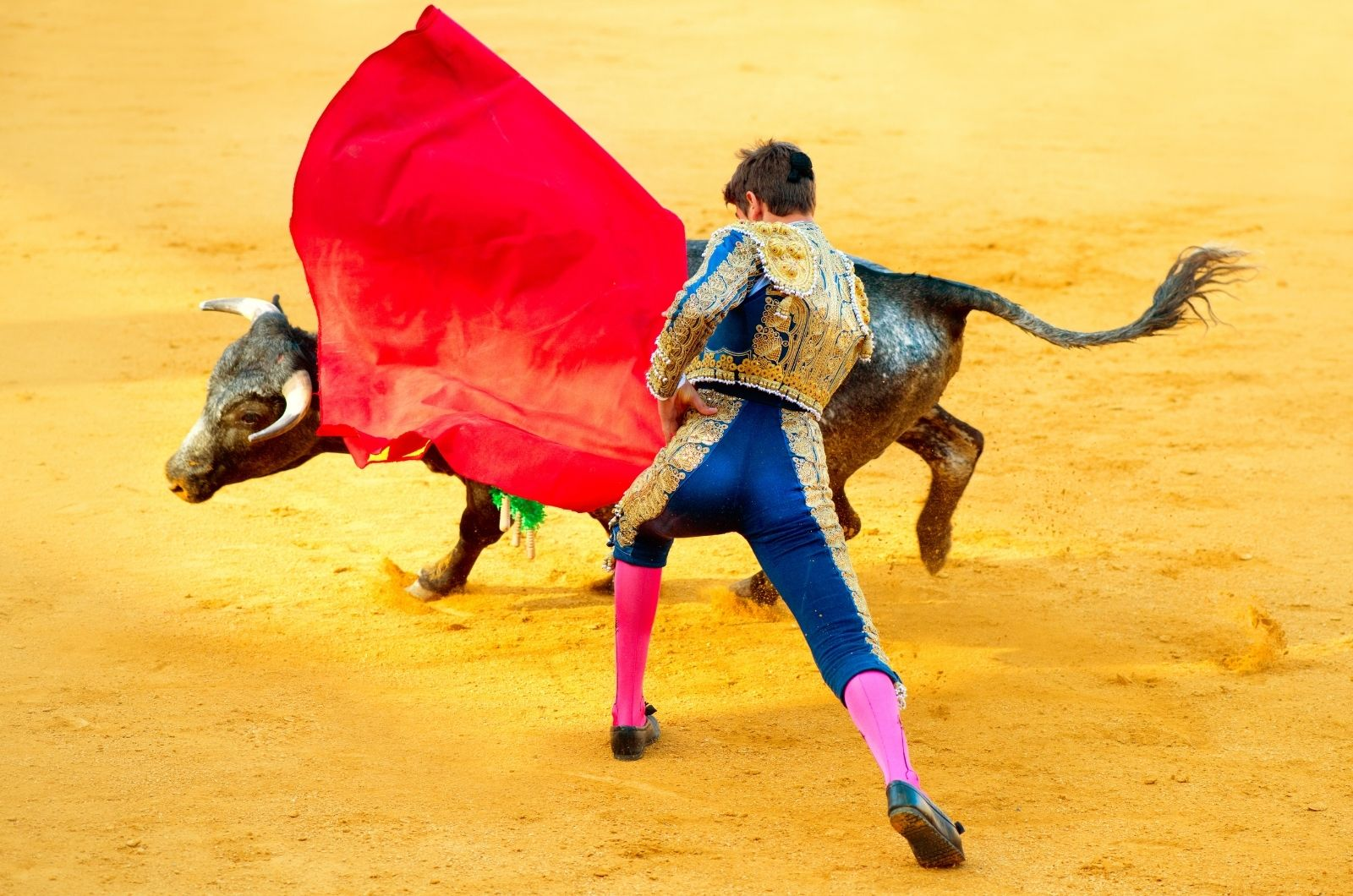 Španělsko Korida