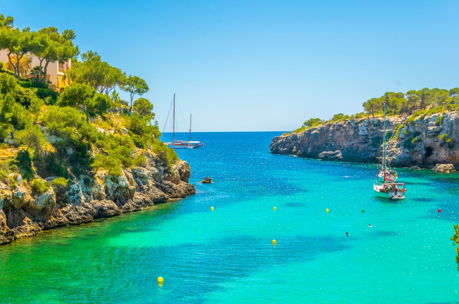 Mallorca dovolená - last minute