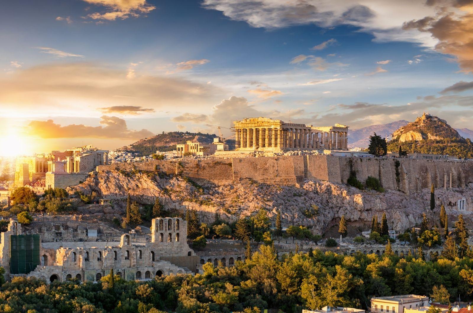 Fakta o Řecku