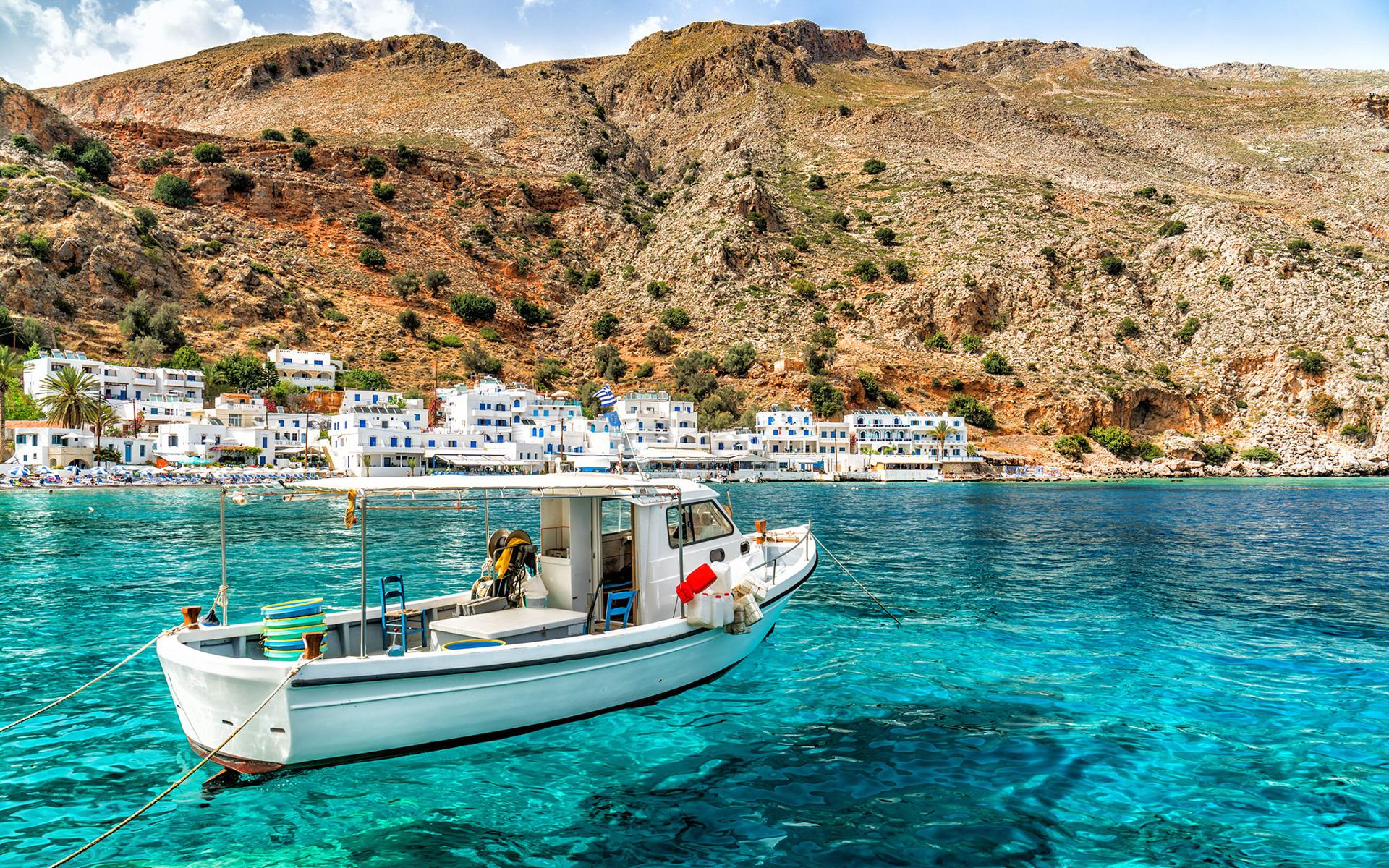 Kréta - Řecko