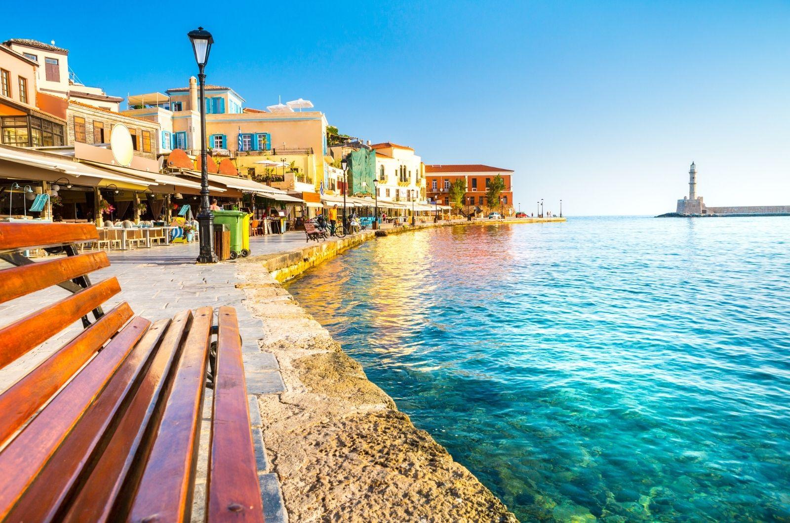 Ubytování na Krétě