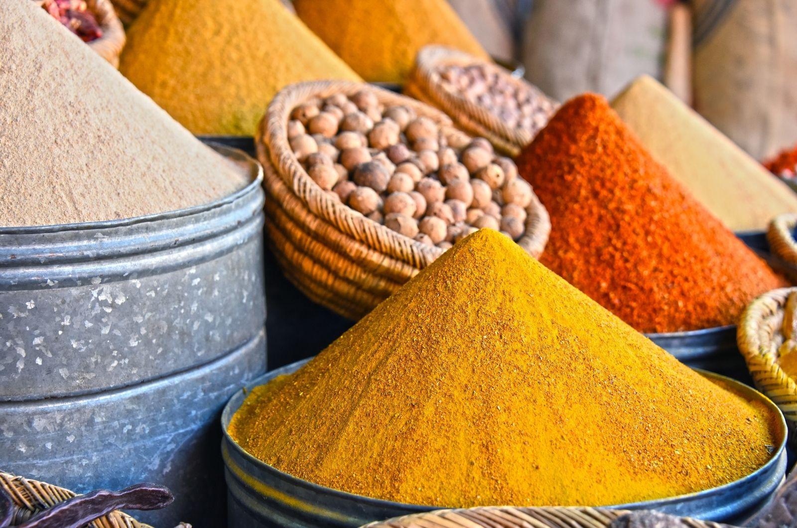 Kuchyně v Tunisku