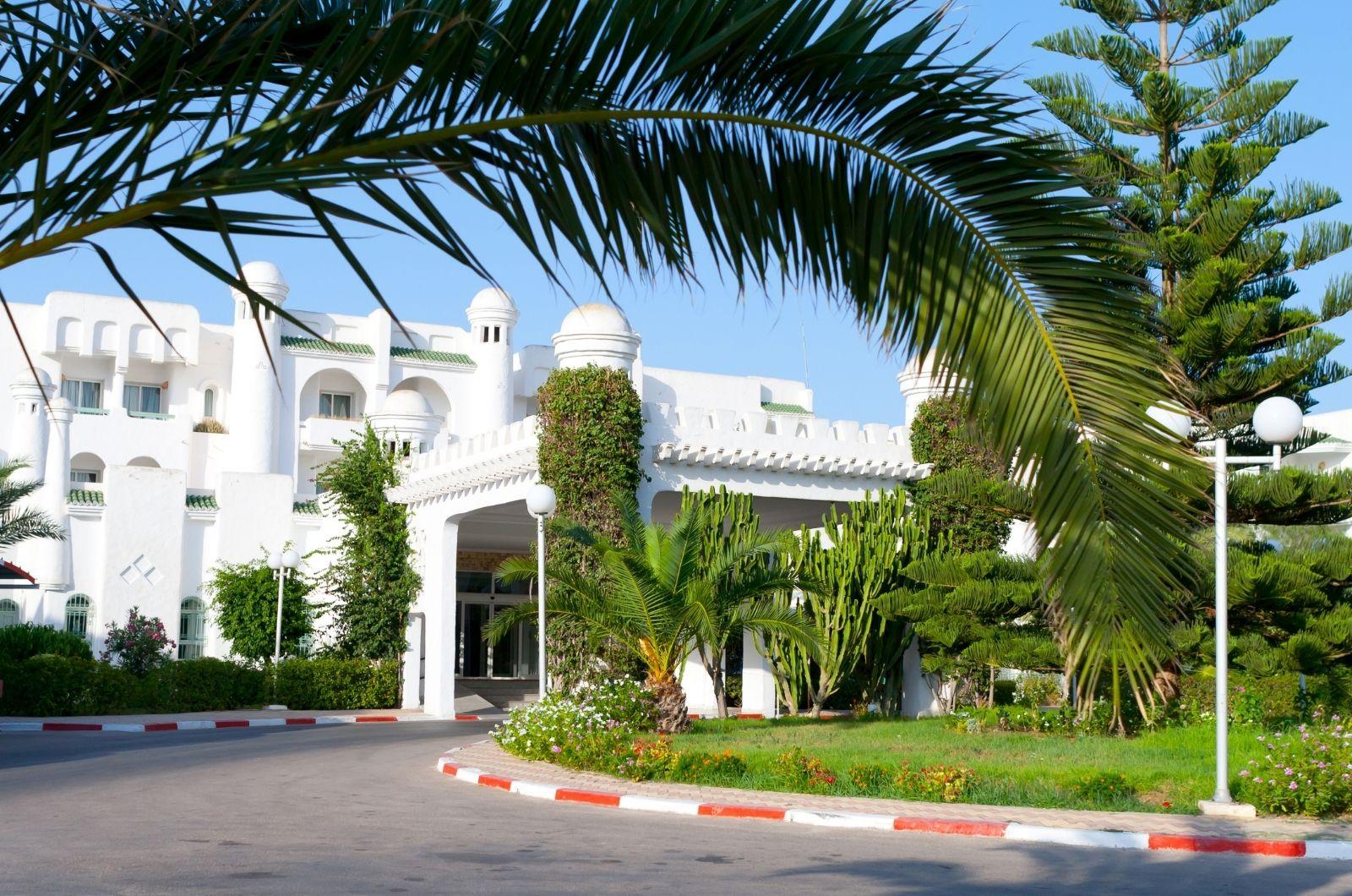 Ubytování v Tunisku