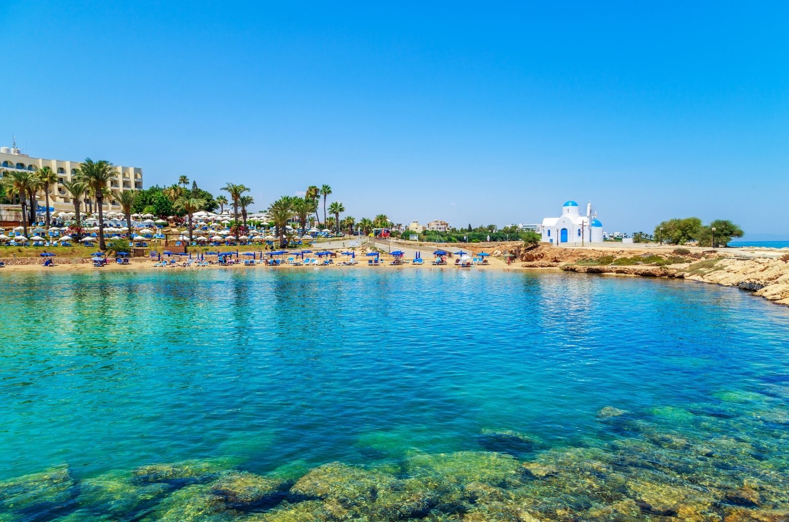Last minute dovolená Kypr