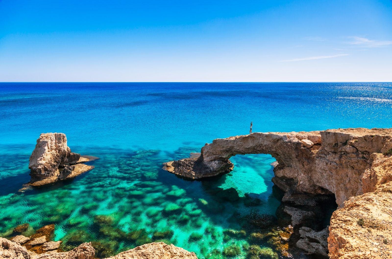 Dovolená Kypr