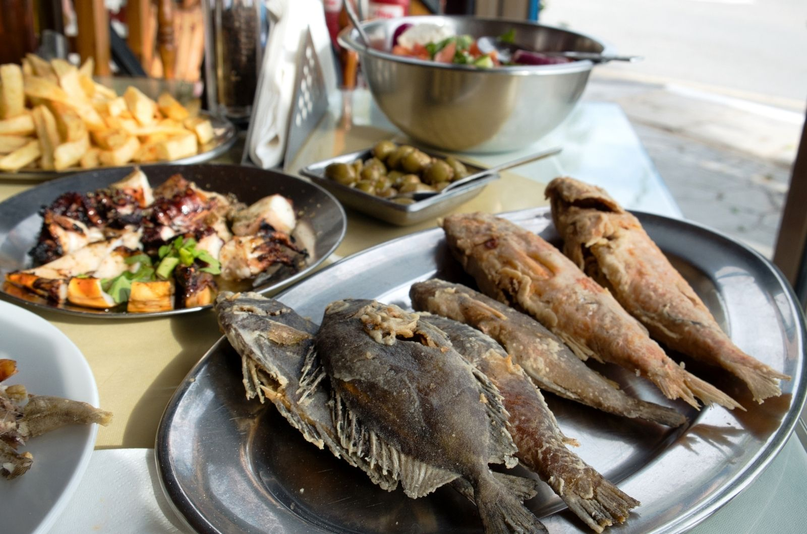 Kuchyně na Kypru