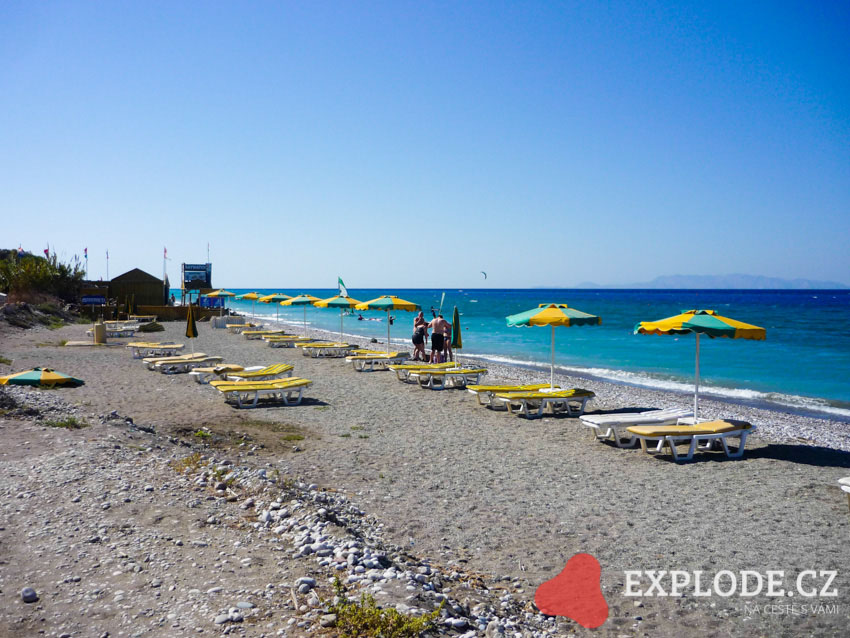 Pláž Ialyssos 2