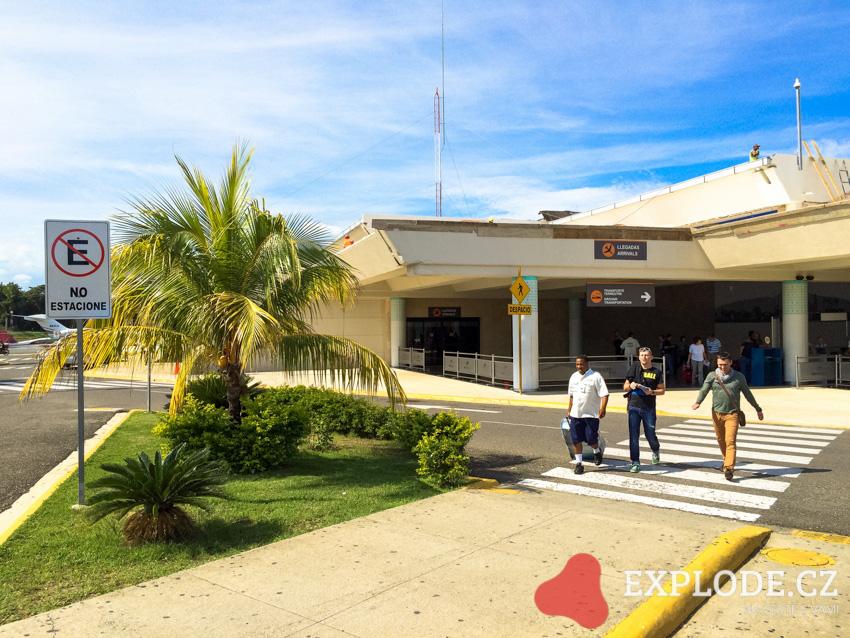 Letiště Dominikánská republika - Puerto Plata