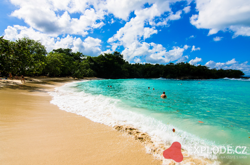 Pláž Playa Caletón