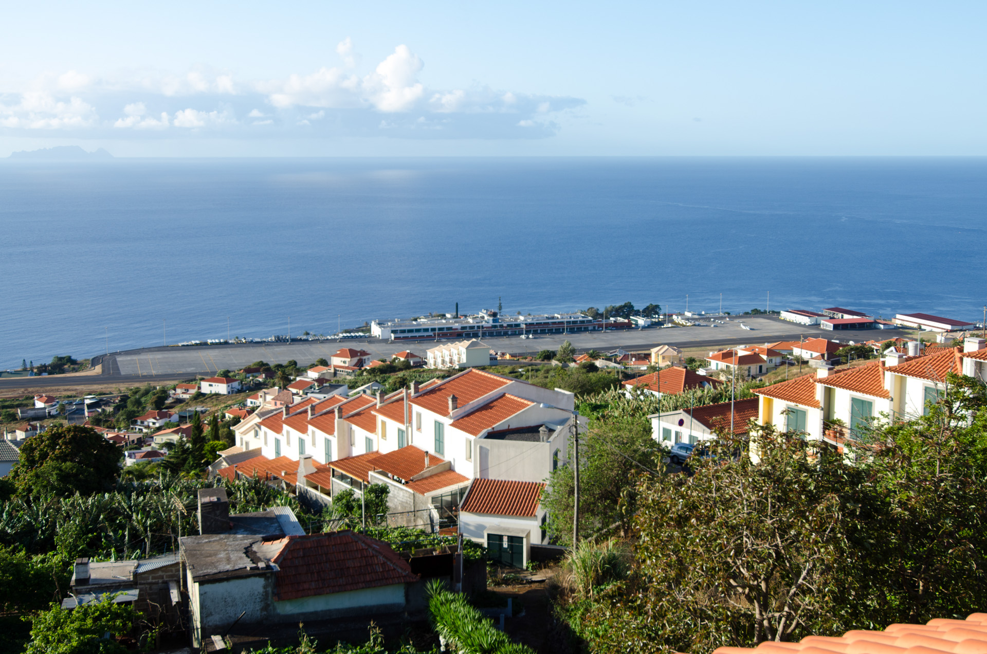 Letiště Madeira - Funchal