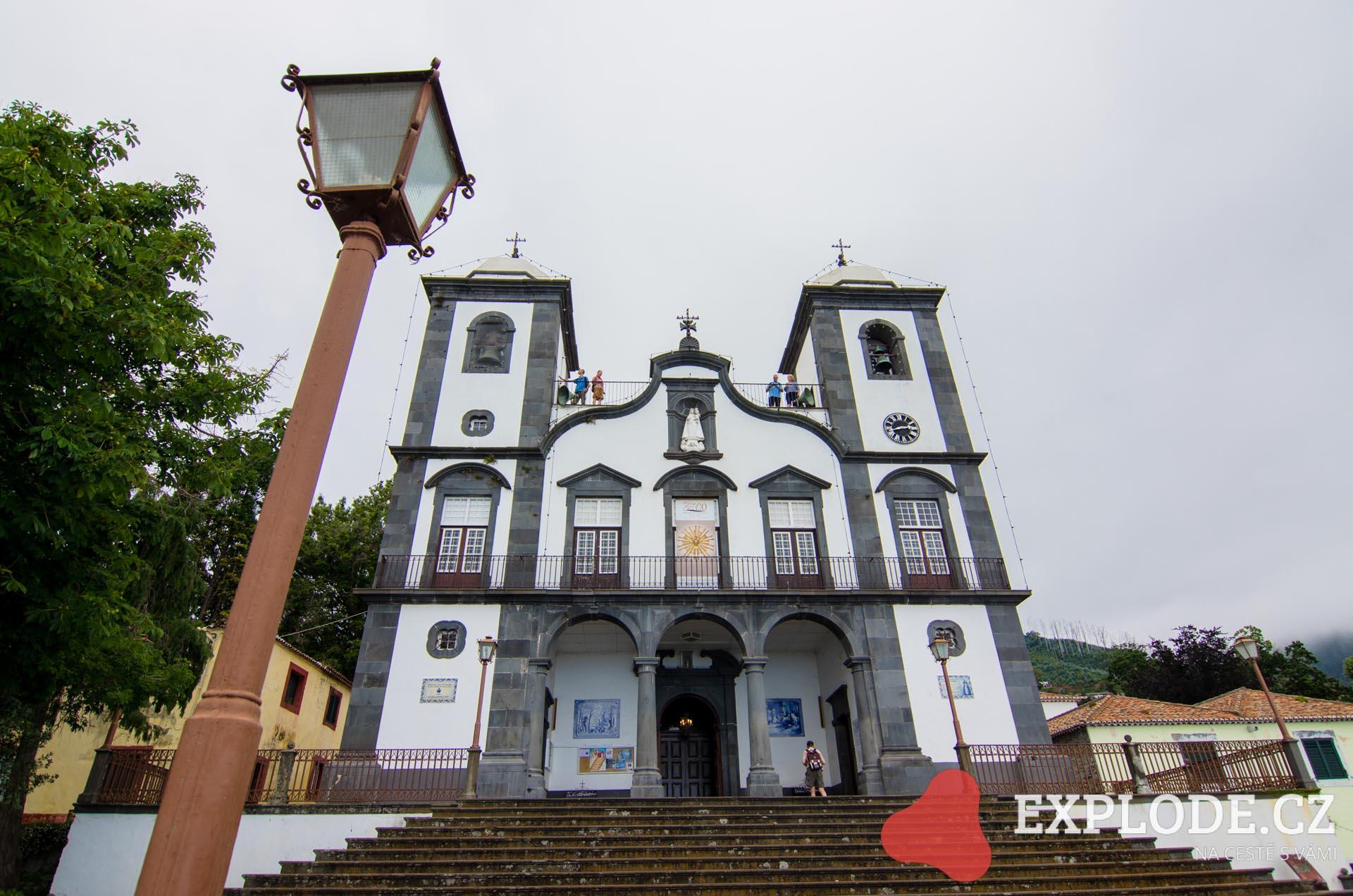 Kostel v Monte