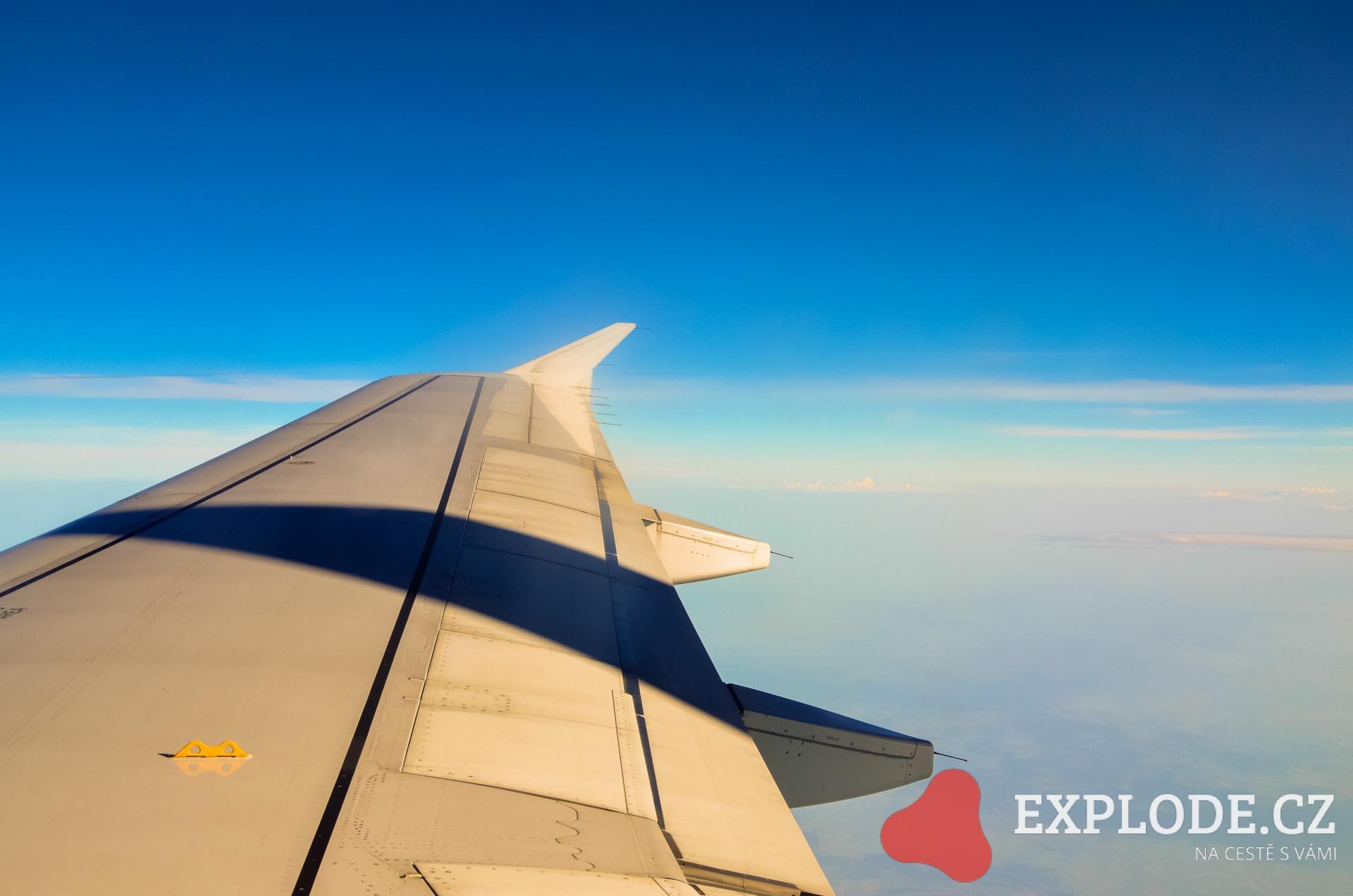Letiště Egypt - Hurghada
