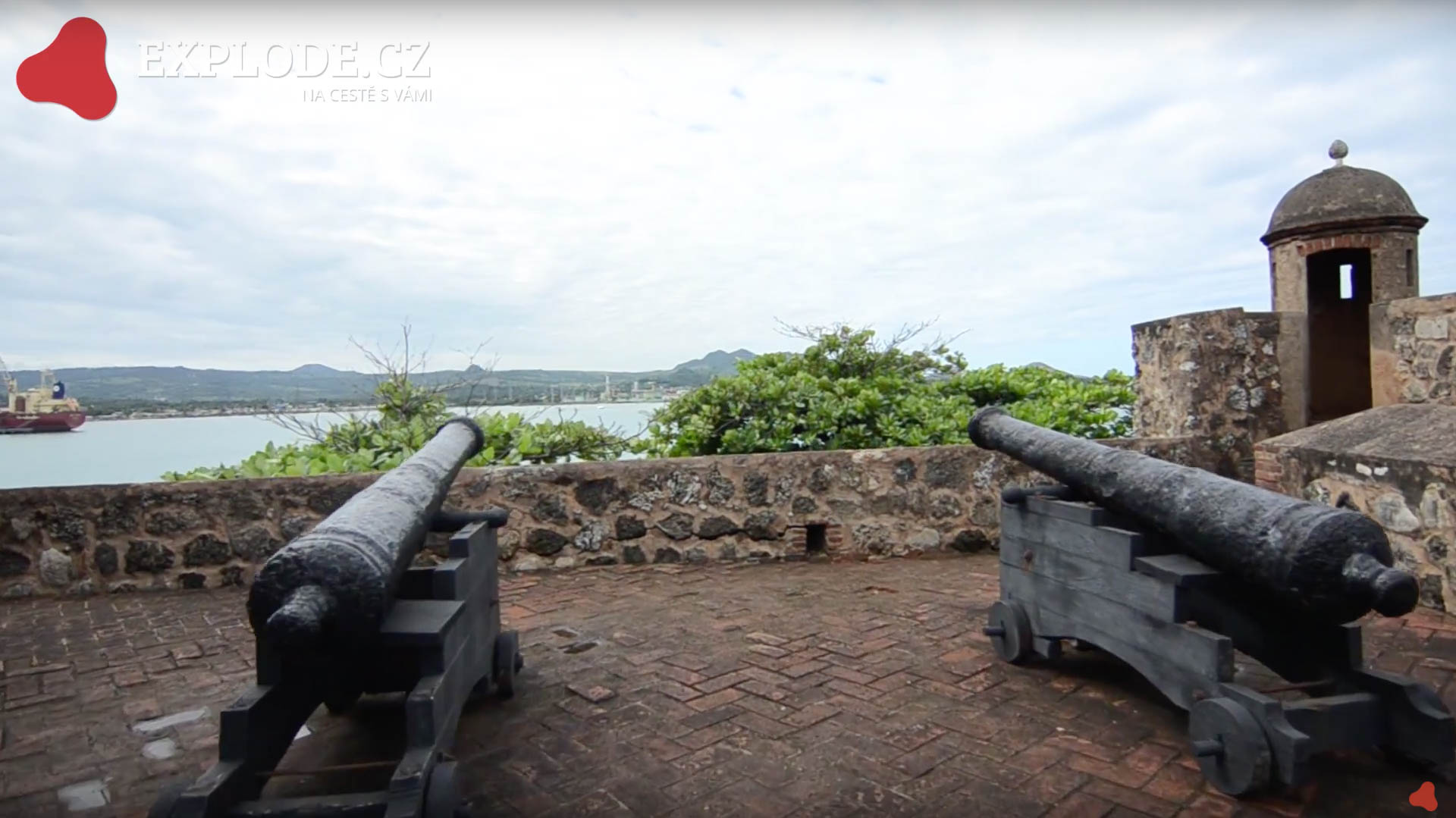 Pevnost Fortaleza San Felipe