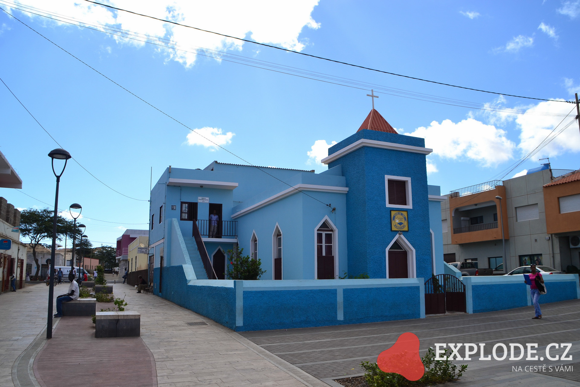 Kostel Espargos