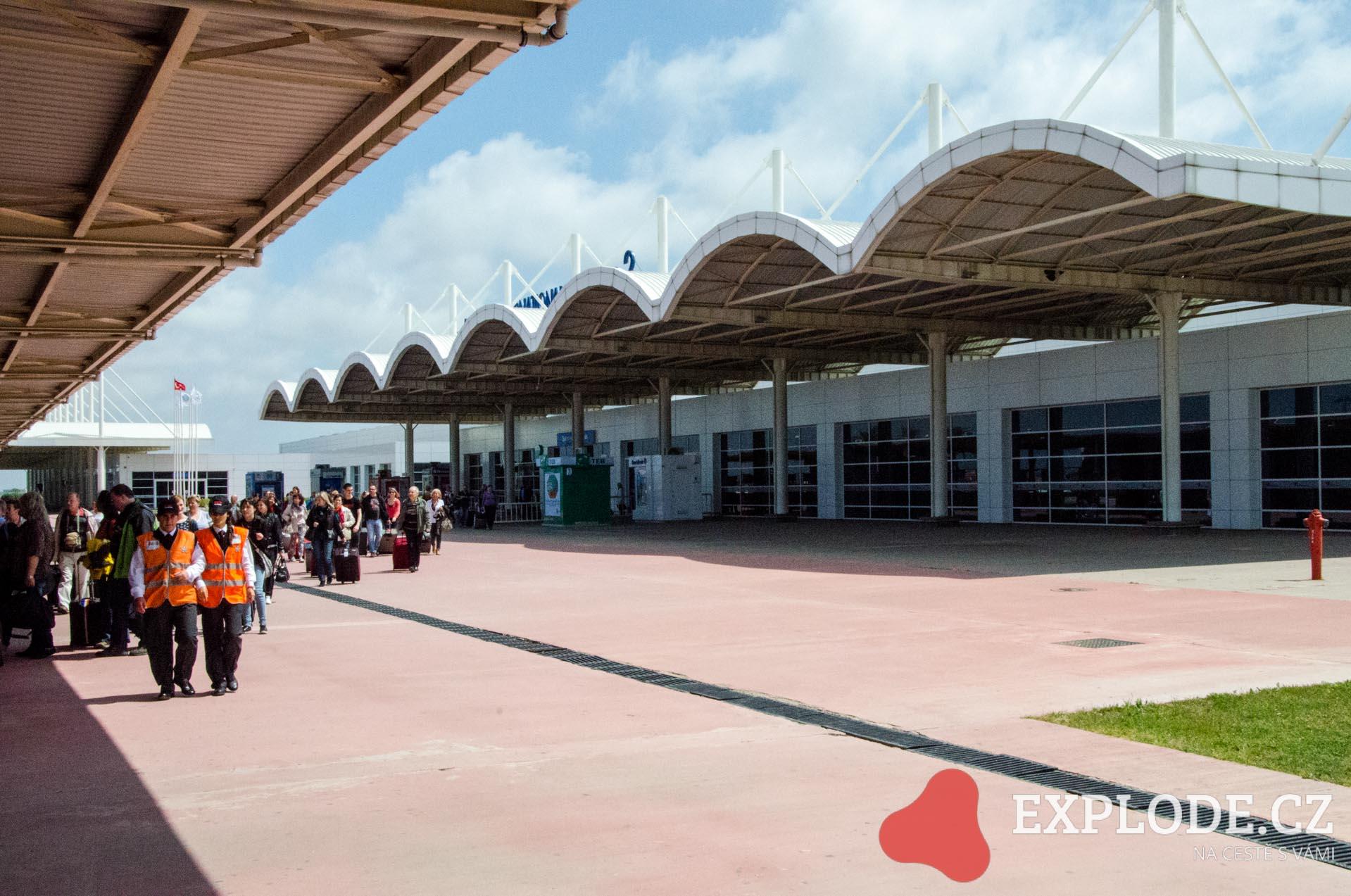 Letiště Turecko - Antalya