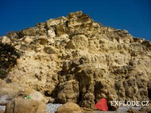 Pláž na Rhodosu