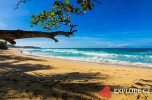 Pláž Playa Grande