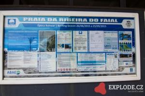 Pláž Praia do Faial