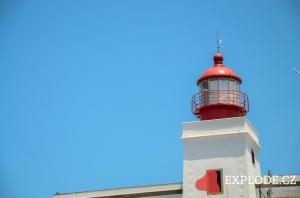 Maják Ponta do Pargo