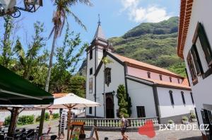 Kostel Igreja Matriz de Sao Vicente