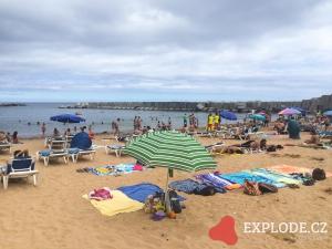 Pláž Praia da Calheta