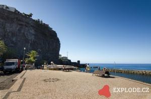 Pláž Ponta do Sol