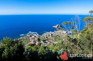 Vyhlídka na Porto Moniz