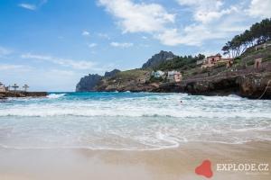 Pláž Cala Molins
