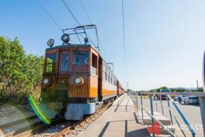 Vlak ze Sollér