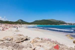 Pláž Cala Agulla