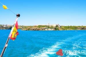Vyhlídková plavba z přístavu Mahón