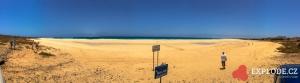 Pláž Santa Monica
