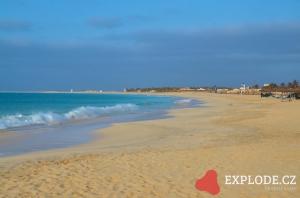 Pláž Santa Maria