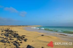 Pláž Ponta Preta