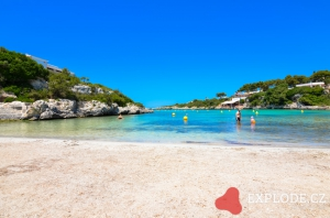 Pláž Cala Santandria