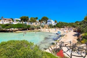 Pláž Sa Caleta