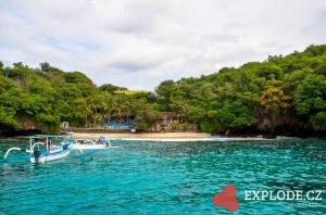 Pláž Blue Lagoon